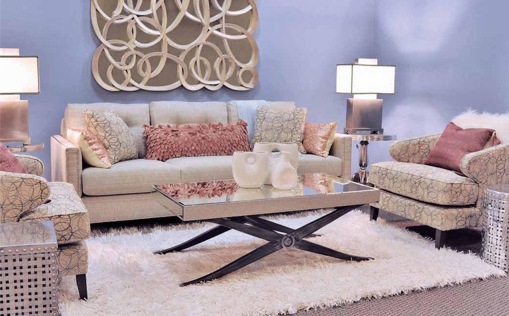 urban chic living room calgary interior decoration retail space