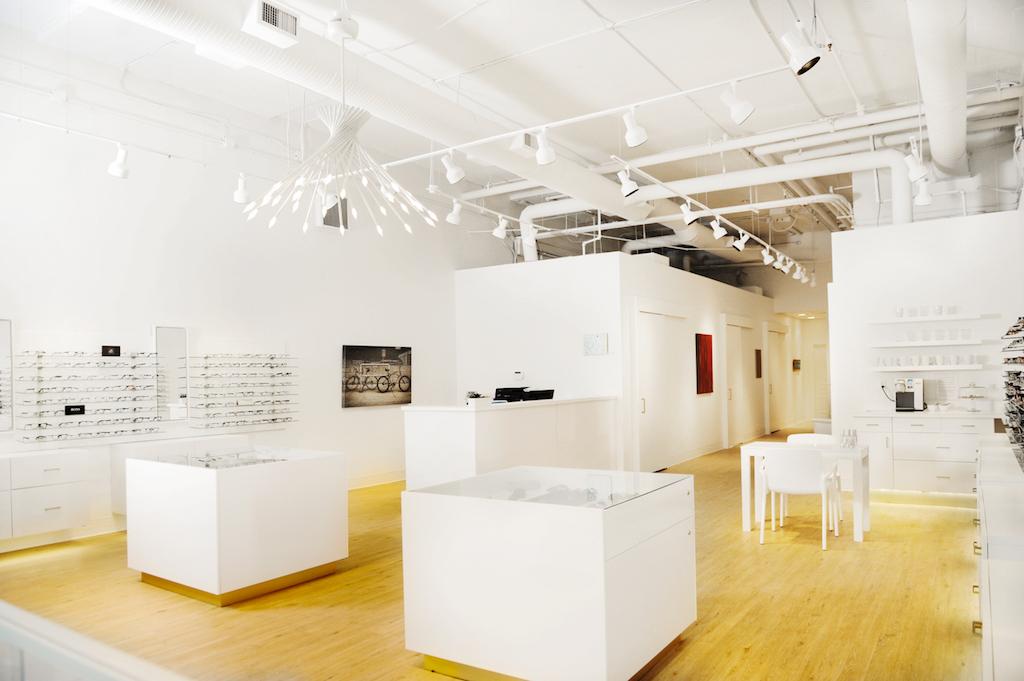 Modern Optometry Office Amp Retail Space Interior Design