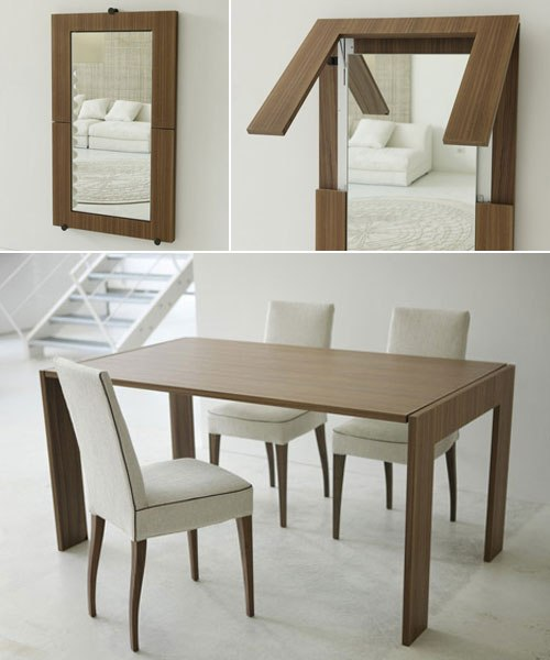 Small Space, Big Living: Folding Tables